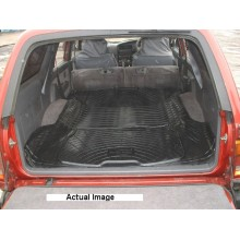 Toyota Hilux Moulded Rubber Load Space Mats