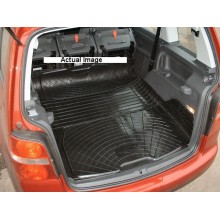Volkswagen Touran Moulded Rubber Load Space Mats