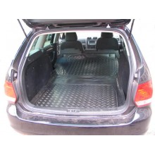 Volkswagen Golf Mk5 Estate Moulded Rubber Load Space Mats