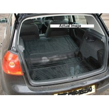 Volkswagen Golf Mk 5 Hatch Moulded Rubber Load Space Mats