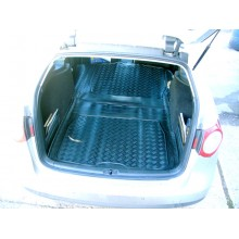 Volkswagen Passat Estate Moulded Rubber Load Space Mats