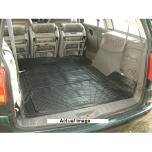 Volkswagen Sharan Moulded Rubber Load Space Mats