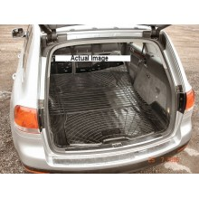 Volkswagen Touareg Moulded Rubber Load Space Mats