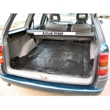 Vauxhall Astra Estate Moulded Rubber Load Space Mats
