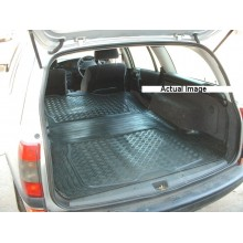 Vauxhall Omega Estate Moulded Rubber Load Space Mats