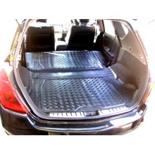 Nissan Murano Moulded Rubber Load Space Mats