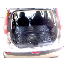 Nissan Note Moulded Rubber Load Space Mats