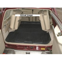Nissan Patrol GR Moulded Rubber Load Space Mats