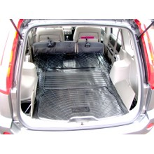 Nissan X-Trail Moulded Rubber Load Space Mats